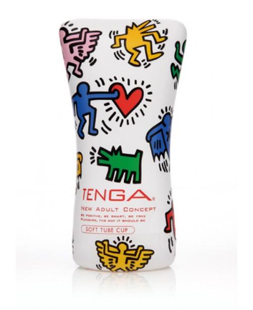 Keith Haring Soft Tube K-H