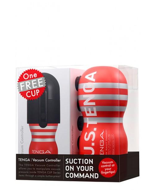 Tenga Vacuum Controller + Vacuum Cup US