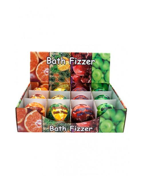 Bomba De Baño Frutas 180 gr - Diseño Variado