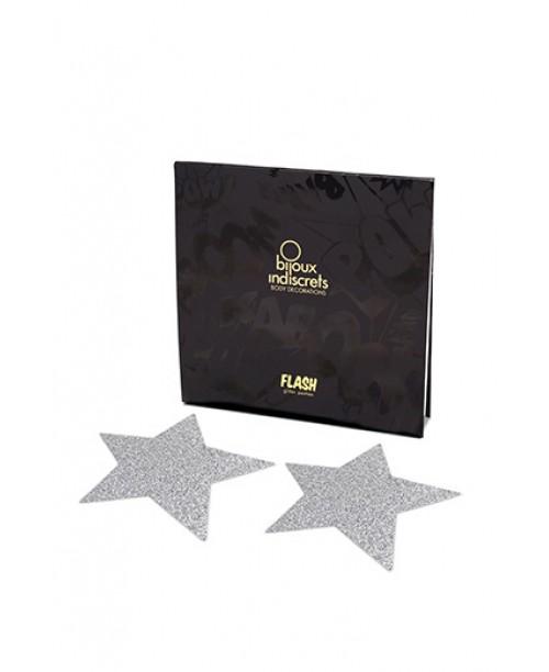 Bijoux Flash Star Silver