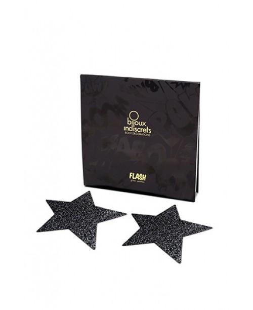 Bijoux Flash Star Black