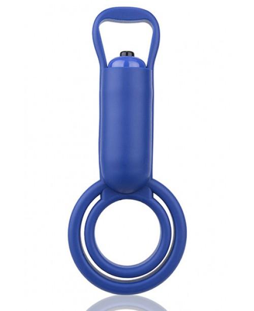 OmegO Vibrating Ring Azul