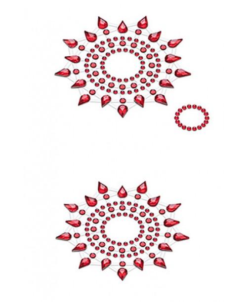 Gloria red 2 set decoraci n corporal cosm tica er tica - Decoracion erotica ...