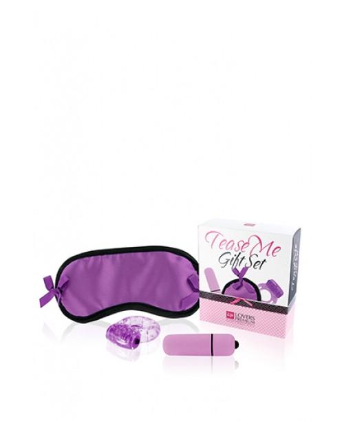 Tease Me Gift Set Purple