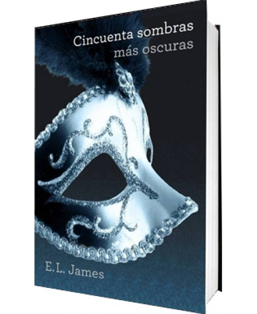Libro 50 Sombras más Oscuras II Castellano