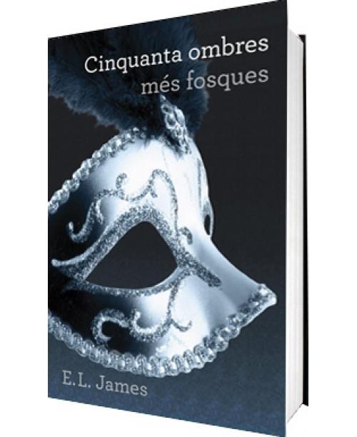Libro 50 Ombres més Fosques II Catalán