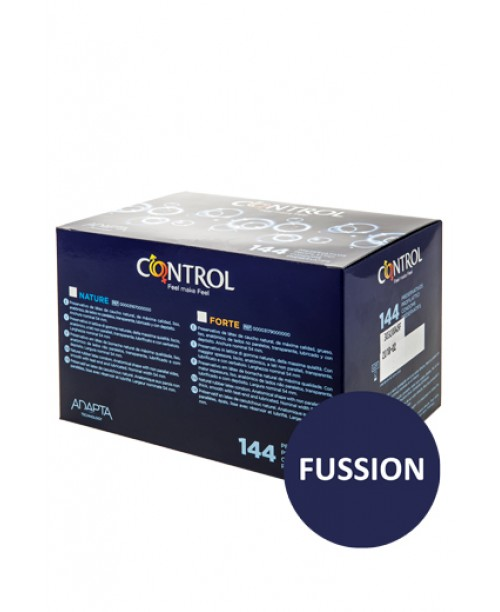 Control Fussion Unitario Caja 144 Uds