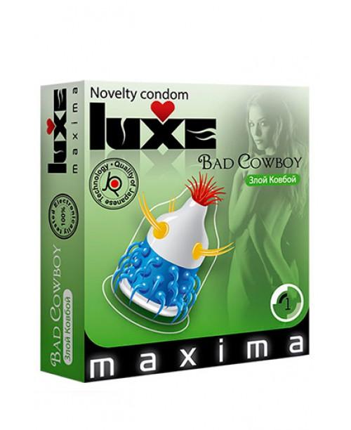 Condom Luxe Bad Cowboy