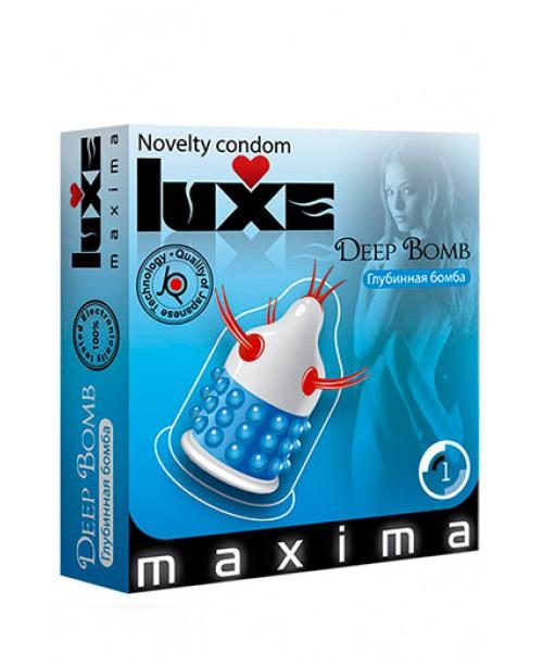 Condom Luxe Deep Bomb