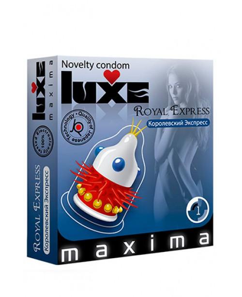 Condom Luxe Royal Express
