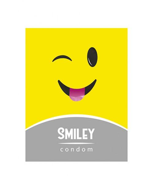 Condon Unitario Smiley Pack De 25