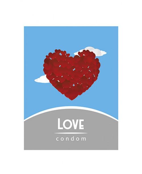 Condon Unitario Love Pack De 50