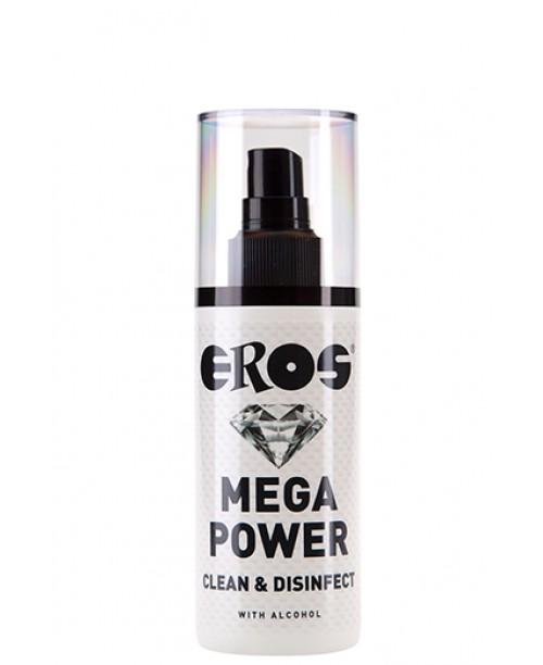 Mega Power Clean & Disinfect 125 ml