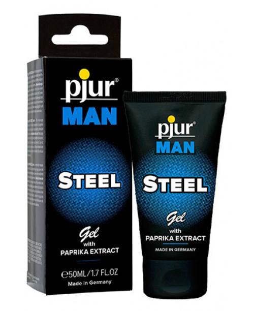 Pjur Man Steel Gel 50 ml.