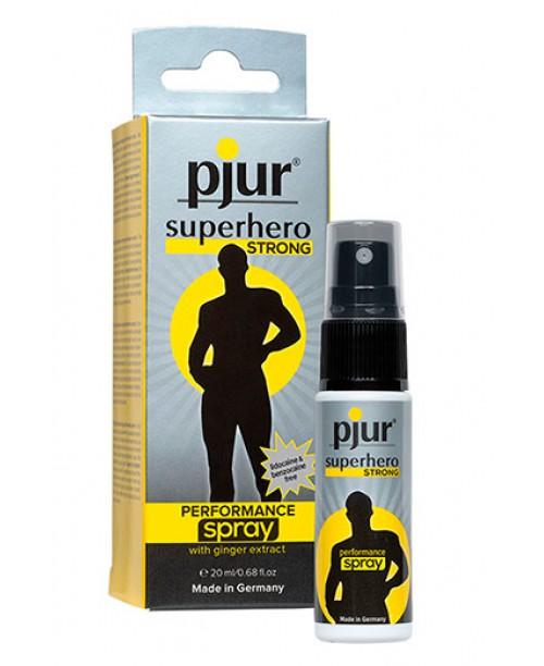 Pjur Superhero Spray Strong 20 ml.
