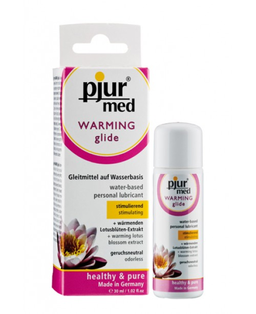Med Warming Glide 30 ml.