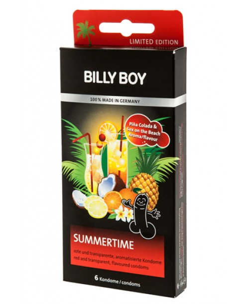 Billy Boy Summertime 6 Uds Pack De 6