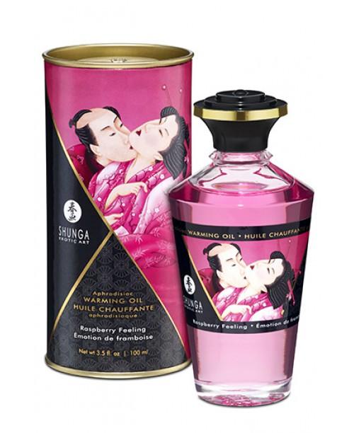Aceite Afrodisiaco Raspberry Feeling