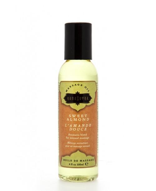 Petite Aromatic Massage Oil Sweet Almond 100 ml.