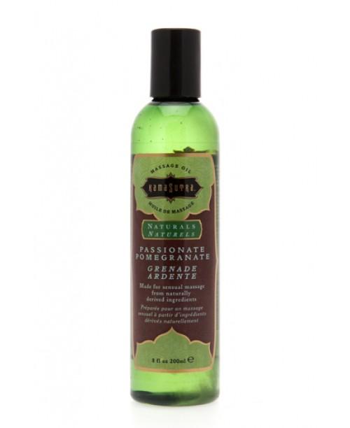 Naturals Massage Oil Passionate Pomegranate 200 ml.