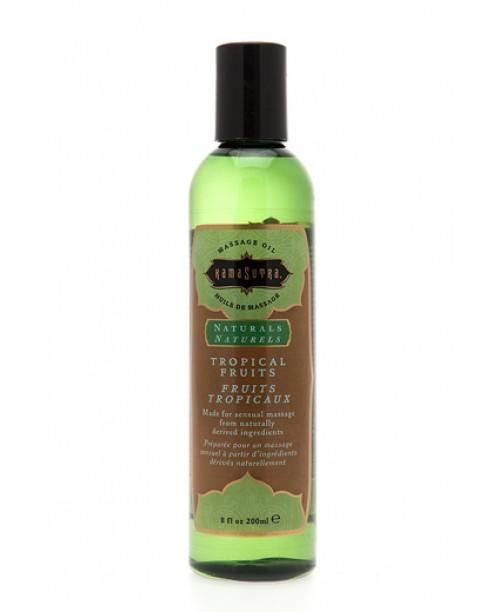 Naturals Massage Oil Tropical Fruits 200 ml.