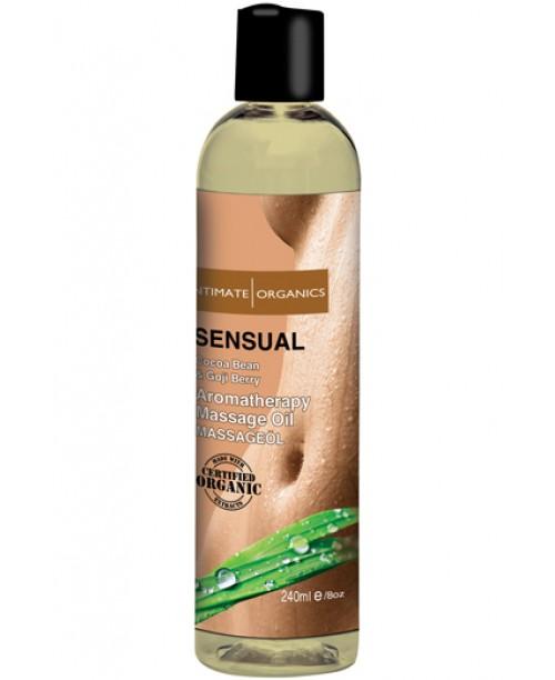 Sensual Massage Oil 240 ml.