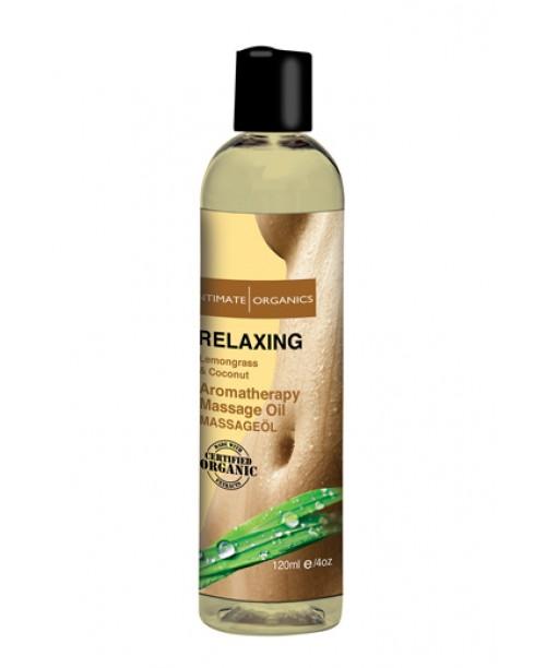 Relax Massage Oil 120 ml.
