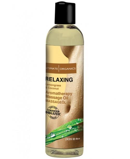Relax Massage Oil 240 ml.