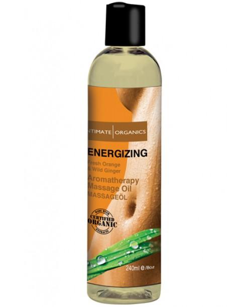 Energize Massage Oil 240 ml.