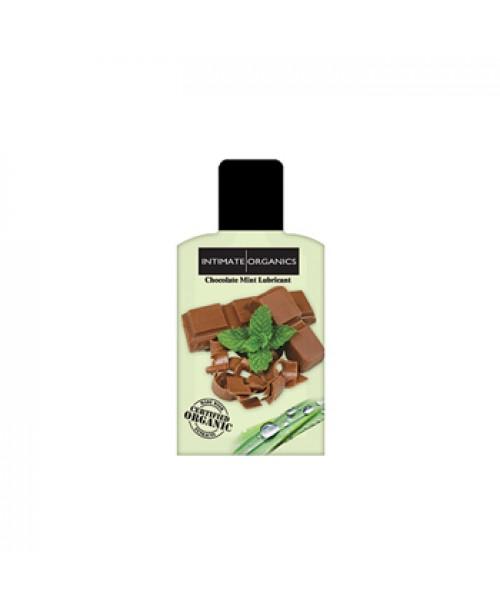 Chocolate-Mint Lubricante Monodosis 4 ml.