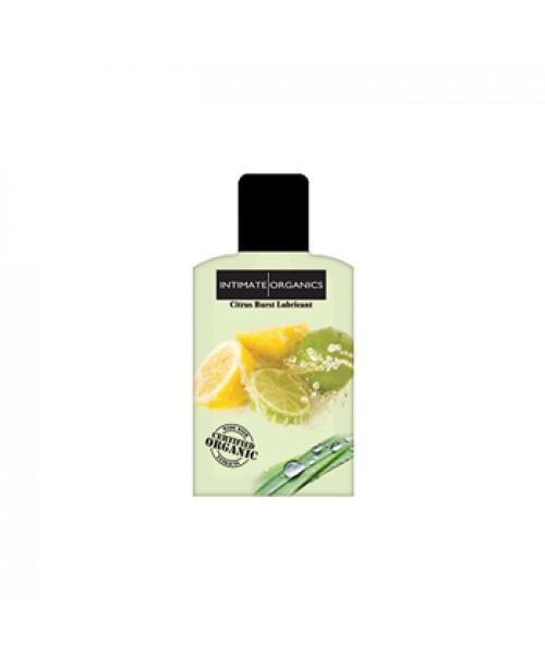 Citrus Burst Lubricante Monodosis 4 ml