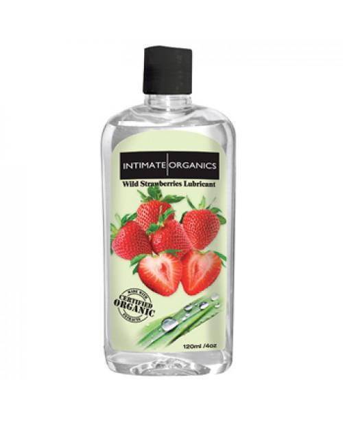 Wild Strawberry Lubricante 120 ml