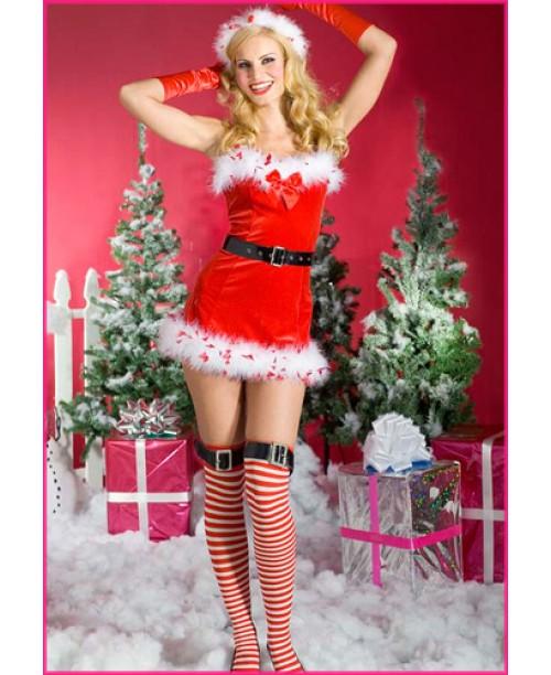 Disfraz Santa Claus XS